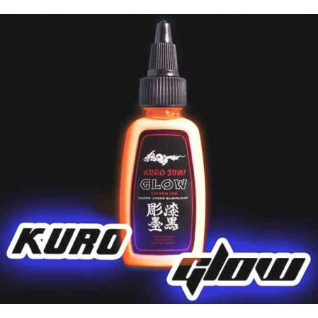 UV BARVA KURO SUMI GLOW ORANGE 30ML