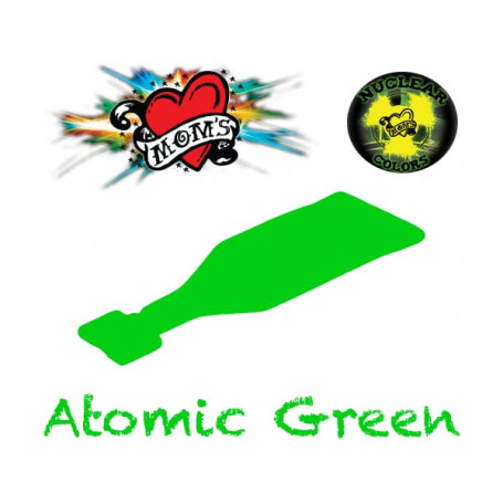 MOMS MILLENNIUM NUCLEAR ATOMIC GREEN INK SHOT 2ML