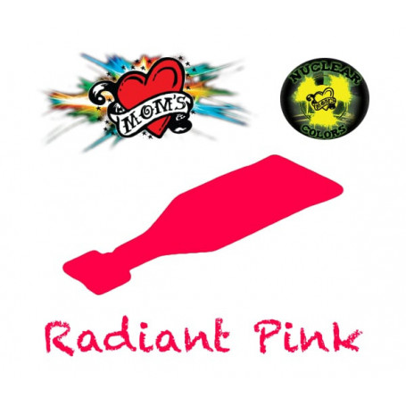 MOMS MILLENNIUM NUCLEAR RADIANT PINK INK SHOT 2ML
