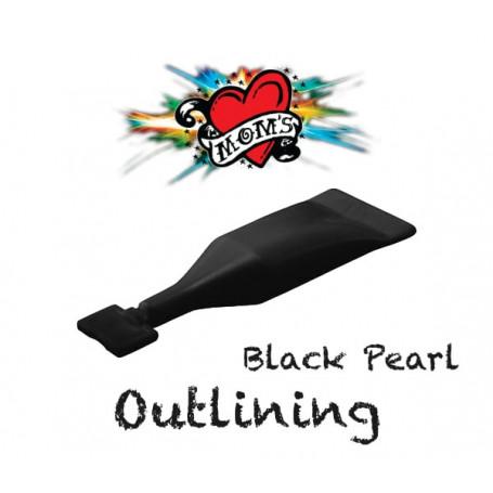 MOMS MILLENNIUM BLACK PEARL OUTLINING INK SHOT 2ML