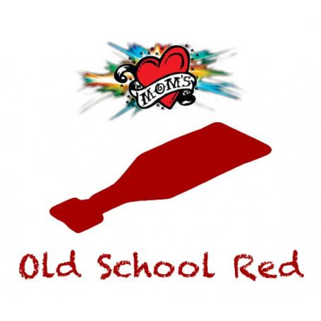 MOMS MILLENNIUM OLD SCHOOL RED INK SHOT 2ML TETOVACÍ BARVA INKOUST