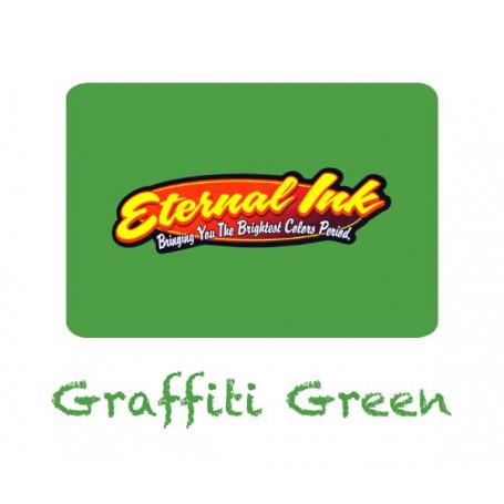 15ML ETERNAL INK GRAFFITI GREEN TETOVACÍ BARVA INKOUST