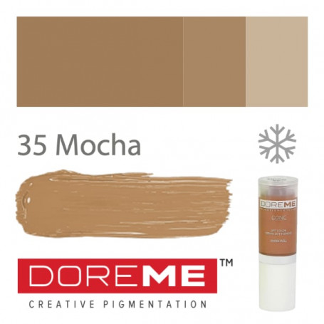 DOREME™ CONC MICROBLADING MOCHA 10ML